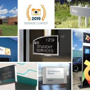 Dozens of professionals submitted their wayfinding projects – What about you!?