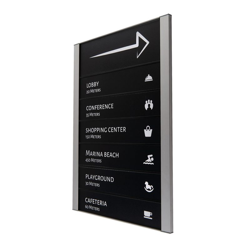 Square directory