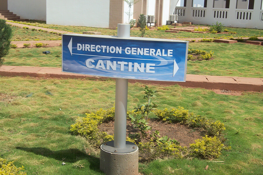 Vista versatile solutions at the National Aviation Agency of Mali Repubi