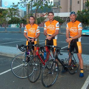 Vista System International Sponsors 'Team Vista' For Leading Cycling Events Throughout South Africa