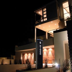Customizable Signage at a Residential Project at Cape Town – South Africa